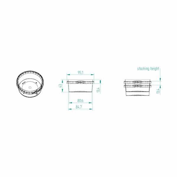 95mmx180ml-dimensions